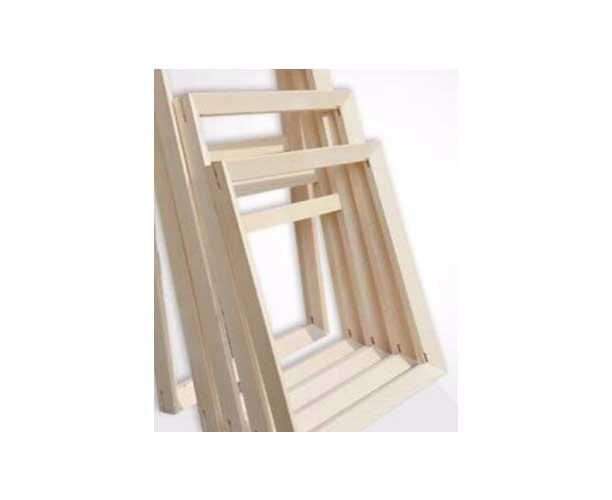 bastidor madera lienzo